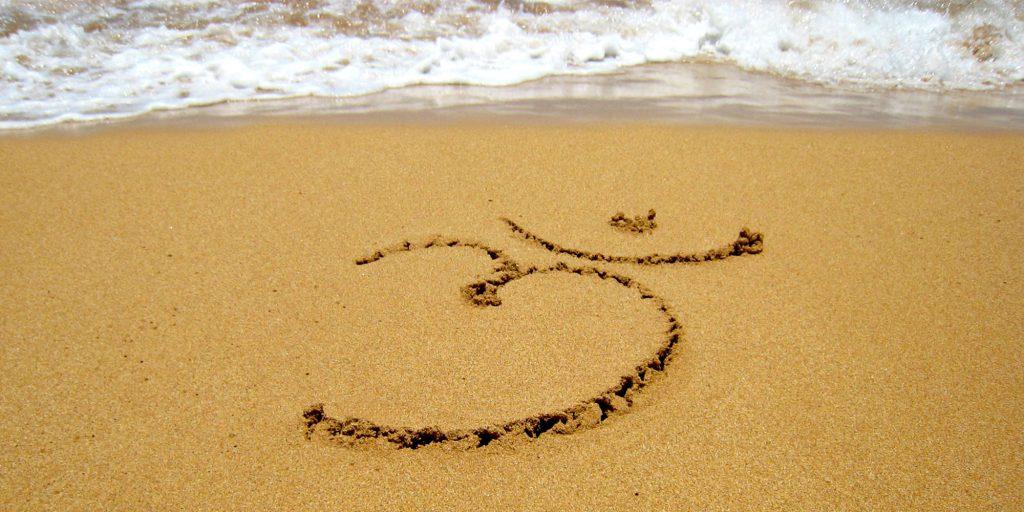 Mantra om sable plage